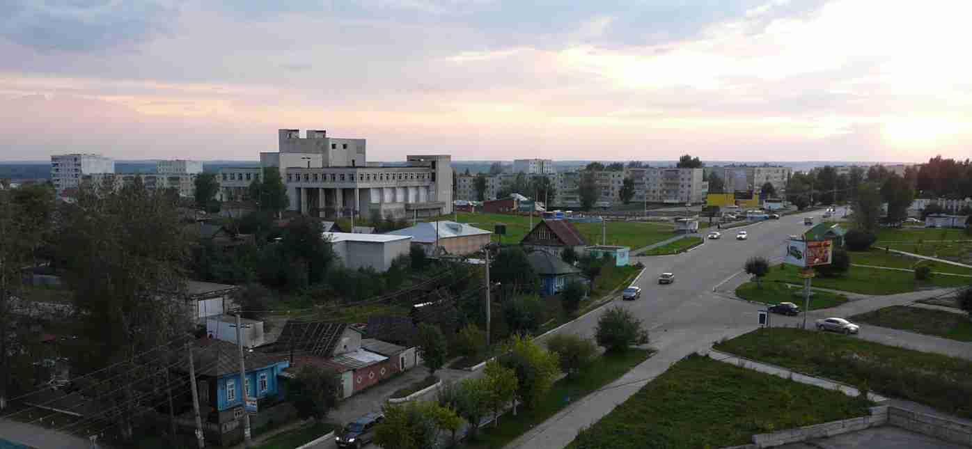 Грузоперевозки Москва - Добрянка